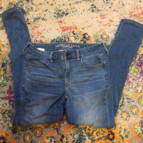 American Eagle Outfitters Denim - American Eagle High Waisted Jeans